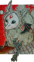 Aceo for rohirrimshadow by GingerAdy