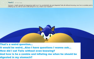 Sonic's QA- Q 13 by SonicInflationLover