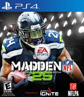NFL Madden 25: Marshawn Lynch by NO-LooK-PaSS