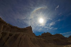 Badlands Halo by MikeDaBadger