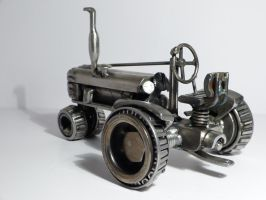 Old Tractor 3 by reventon09