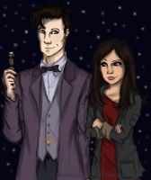 Doctor Who? by ReenieSteam
