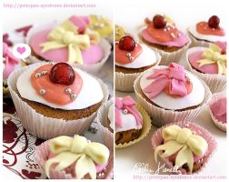 Birthday Cupcakes by PeterPan-Syndrome