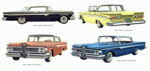age of chrome and fins : 1959 Edsel by Peterhoff3