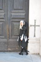 Suigintou Cosplay by HappyWhenWasSpring