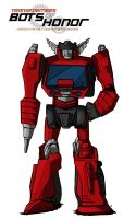 INFERNO - ROBOT MODE by Bots-of-Honor