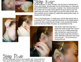 Elf Ear Tutorial by imperiusunforgivable