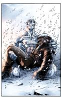 Iceman Pain by torner