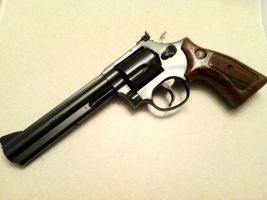 Taurus M441 .44 Special by MrMoose2D