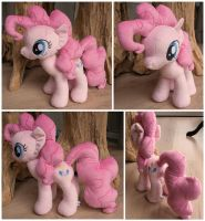 Pinkie Pie Plush (New photos) by meplushyou