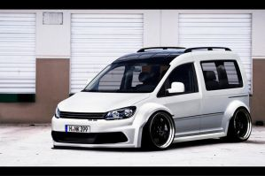 Volkswagen Caddy 2012 by Renato9