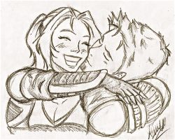 DAO: Alistair and Ainwen 9 by Ainwen27
