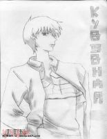 Kyo Sohma: Odd one Out by iViViFiED