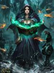 Grimoire Fanatic Chantelle2 by liangxinxin