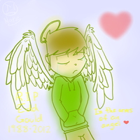 R.I.P Edd Gould 1988-2012 .:Arms of an Angel:. by GremlinsGurlX3