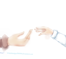 Aph - Take my Hand by AnimeAngel99999