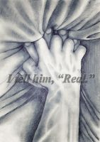 I Tell Him Real-Hands by tesseractwrinkle
