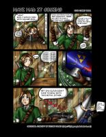 Navi Had It Coming-Zelda Comic by JimmyHapa