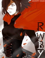 Ruby Rose by kisechu