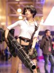 Lady from Devil May Cry 3 by Narga-Lifestream