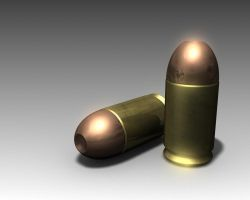 .45 Cal. Hollow-Point Bullets by SgtHK