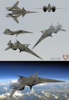 ADF-01F Falken by Shift-expectations