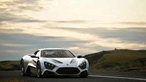 Zenvo ST1 by TheCarloos