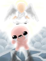 The binding of isaac angel room by rojen24