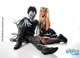 Ryuk death note by flyaguilera