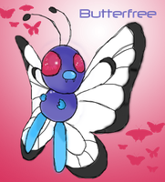 Butterfree by TerryRose