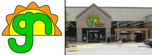 Great Nation Food Stores Logo by ellyabby