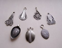 Spoon pendants 1 by Astalo