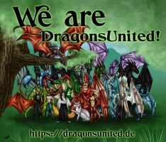 Dragons United Group Picture by Natoli