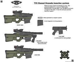 T55 MGLS by ZiWeS