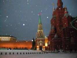 Russia Calling by dodgethis9271