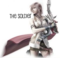 The Soldier by Miss-Short-Cake