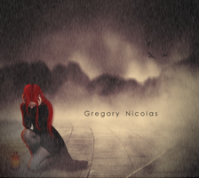 the last train by GregoryNicolas
