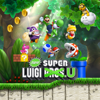 New Super Luigi U Poster ( Year Of Luigi) by DryBowzillaJP