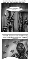 Skyrim comic: A Wedding To Remember by E-H23