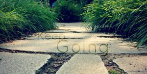 Keep Going by kml91225