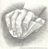 hand sketch by LadyFromEast