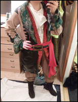 James Kidd - Full Costume Almost Finished by My13Memories