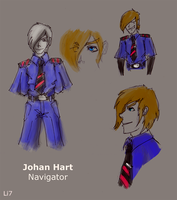 Johan Hart by UltraLiThematic