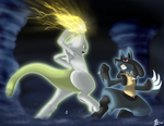 The strongest Aura by Esepibe