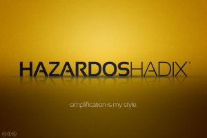 simplification is my style. by HAZARDOS