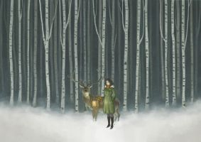 Christmas in the Silent Forest 2014 by LEKKER