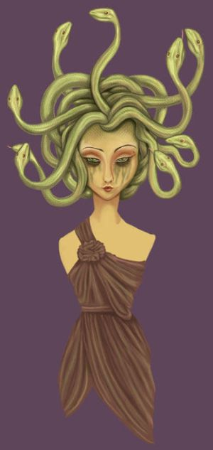 Work In Progress: Medusa 05