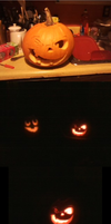 2014 Jack O' Lantern by happychipmuk