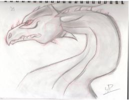 Dragon Head by ShinigamiinPeru