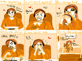 The Walking Dead Episode 5 Reactions by Livvy-san